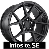 Fälgar Rotiform KPS R139 Black Two Tone