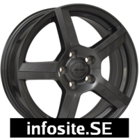 Fälgar AFL OCEAN WHEELS OC-02 Antracit